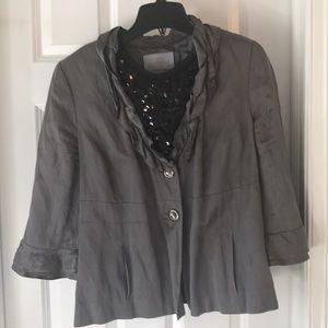 Dressy blazer from Nordstrom